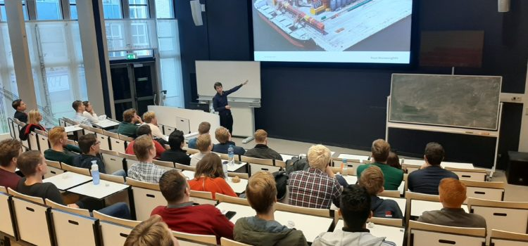 Lunchlezing Royal Haskoning 14/10/2019